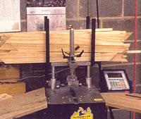 Underpinner Head Rack